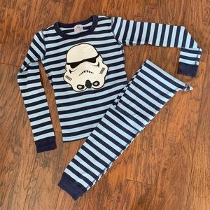 Hanna Andersson Star Wars Long Johns 150 - 12